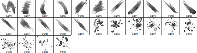 free-stroke-brush-splatters-set-0501-preview