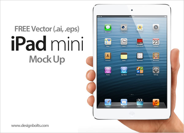 Free-Vector-New-Apple-iPad-mini-Tablet-(.ai-&-.eps)