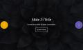 いい感じ!SVGを使ったクールなスライダーエフェクトを実装できるjQueryプラグイン『Radial SVG Slider』
