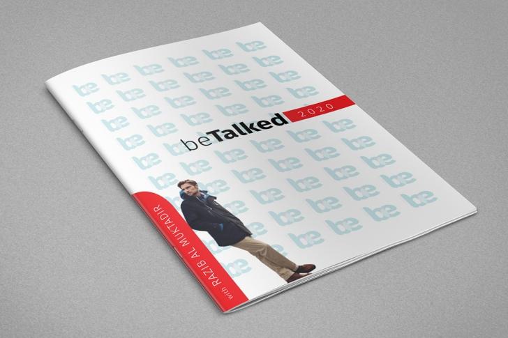 Freebie | Magazine Template