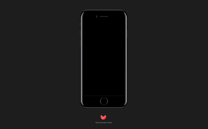 Free iPhone 7 Mockup2