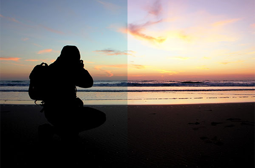 http://web-style.info/photoshop_adjustment_layer_channnel_sunset/