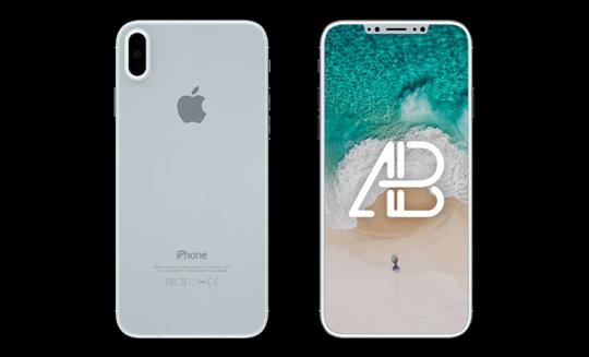Photoshop、Illustrator、Sketchで使える!iPhone X、 iPhone 8のモックアップ素材まとめ